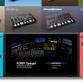 「KORG Gadget for Nintendo Switch」まとめ。ひとりでも4人でも楽しめる「ゲーム感覚」作曲アプリ!